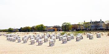 Strand Ostseebad Ahlbeck